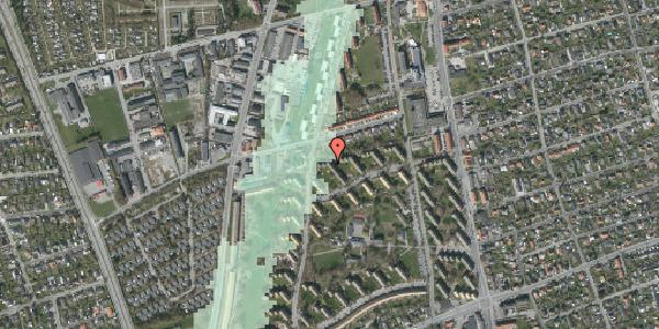 Stomflod og havvand på Berners Vænge 32, 1. tv, 2650 Hvidovre