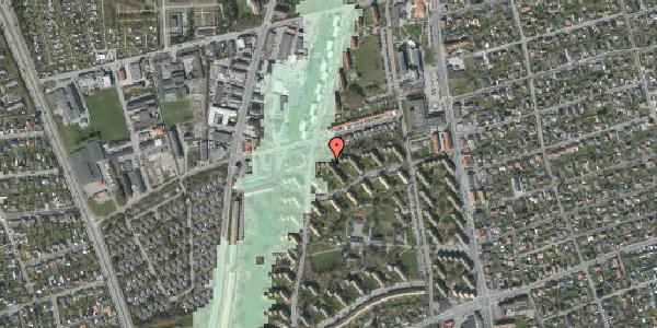 Stomflod og havvand på Berners Vænge 32, 2. tv, 2650 Hvidovre