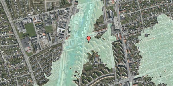 Stomflod og havvand på Berners Vænge 34, st. th, 2650 Hvidovre