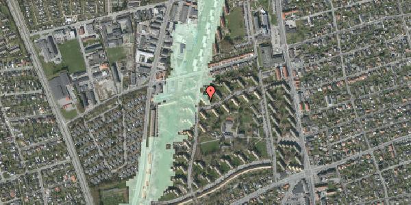 Stomflod og havvand på Berners Vænge 36, 2. tv, 2650 Hvidovre