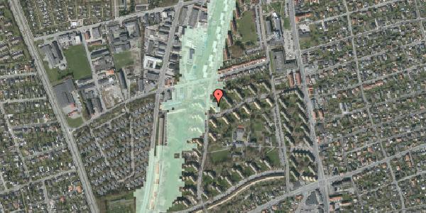Stomflod og havvand på Berners Vænge 38, st. th, 2650 Hvidovre