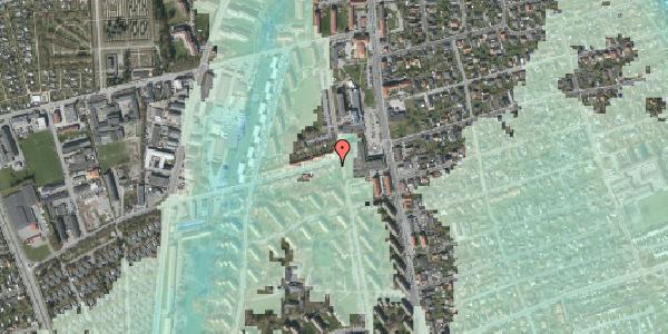 Stomflod og havvand på Bibliotekvej 5, 2650 Hvidovre