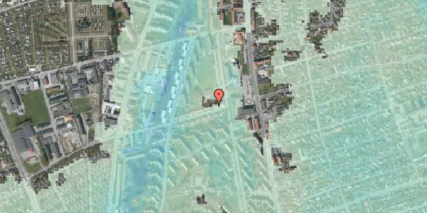 Stomflod og havvand på Bibliotekvej 12, 2650 Hvidovre