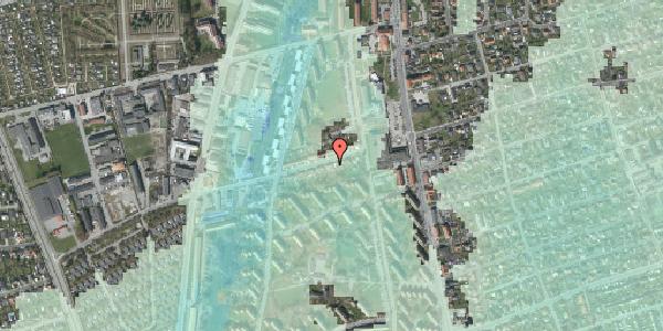 Stomflod og havvand på Bibliotekvej 17, 2650 Hvidovre