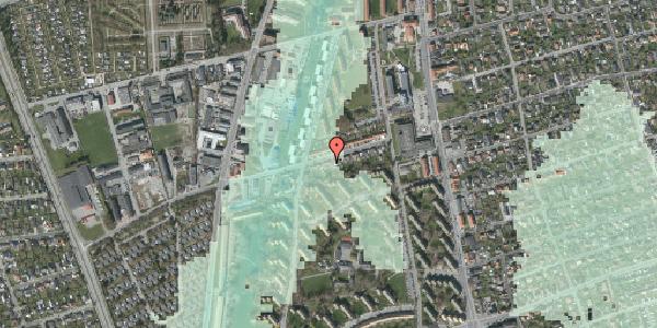 Stomflod og havvand på Bibliotekvej 29, 2650 Hvidovre