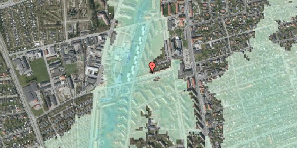 Stomflod og havvand på Bibliotekvej 30, 2650 Hvidovre
