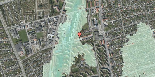 Stomflod og havvand på Bibliotekvej 36, 2650 Hvidovre