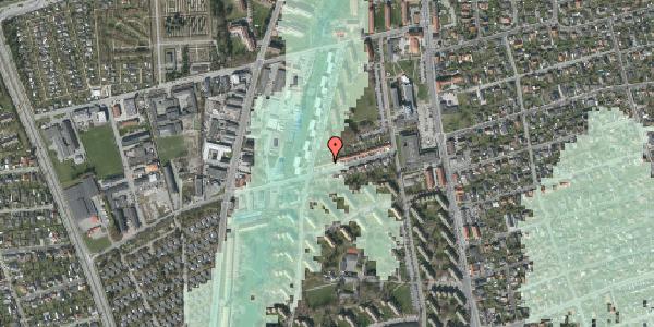 Stomflod og havvand på Bibliotekvej 38, 2650 Hvidovre