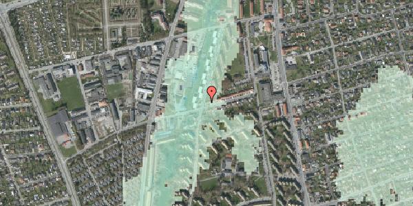 Stomflod og havvand på Bibliotekvej 44, 2650 Hvidovre