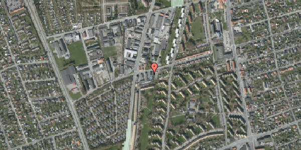 Stomflod og havvand på Bibliotekvej 49B, 1. , 2650 Hvidovre