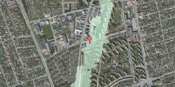 Stomflod og havvand på Bibliotekvej 51, 2650 Hvidovre