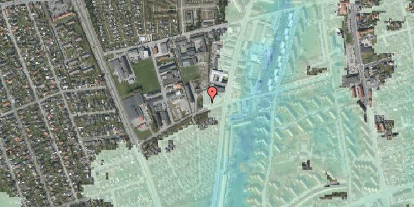 Stomflod og havvand på Bibliotekvej 58, 2650 Hvidovre
