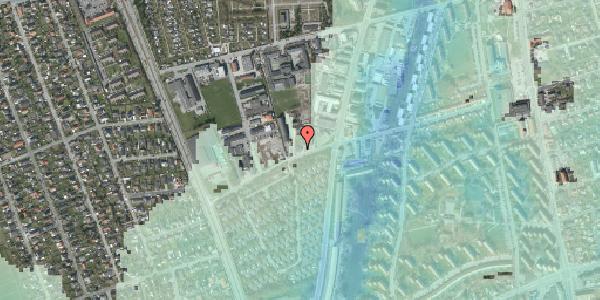 Stomflod og havvand på Bibliotekvej 60, 1. , 2650 Hvidovre