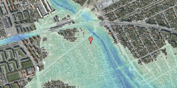 Stomflod og havvand på Birke Alle 3, 2650 Hvidovre