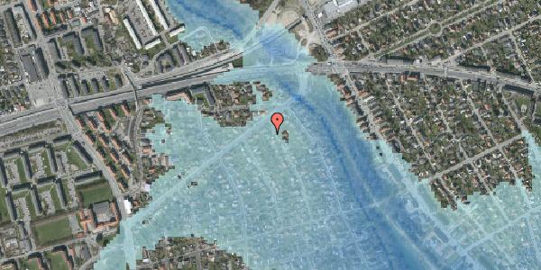 Stomflod og havvand på Birke Alle 4, 2650 Hvidovre