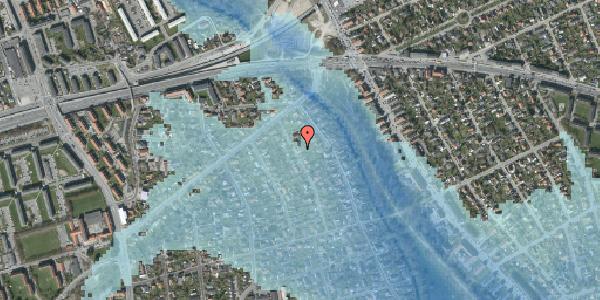 Stomflod og havvand på Birke Alle 7, 2650 Hvidovre