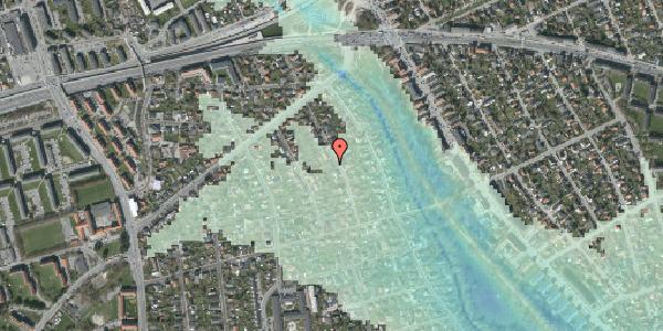 Stomflod og havvand på Birke Alle 14, 2650 Hvidovre