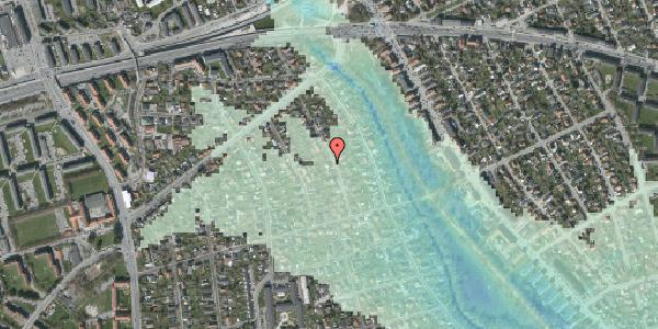 Stomflod og havvand på Birke Alle 16, 2650 Hvidovre