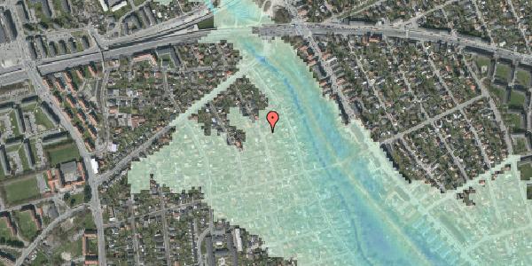 Stomflod og havvand på Birke Alle 17, 2650 Hvidovre