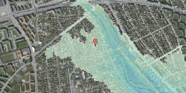 Stomflod og havvand på Birke Alle 20, 2650 Hvidovre
