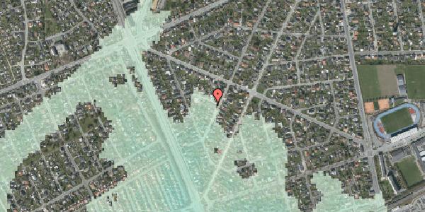 Stomflod og havvand på Birkendevej 1, 2650 Hvidovre