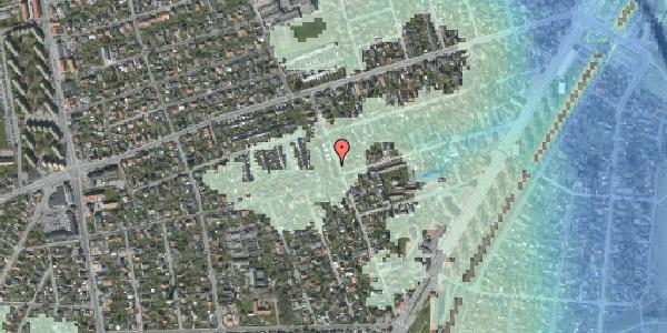 Stomflod og havvand på Bjergagervej 39B, 2650 Hvidovre