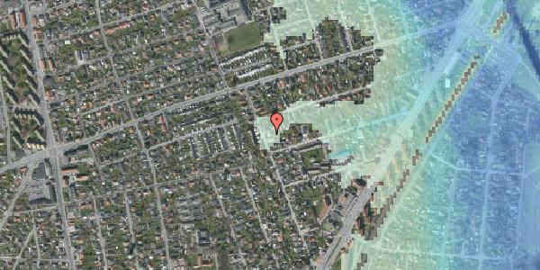 Stomflod og havvand på Bjergagervej 42, 2650 Hvidovre