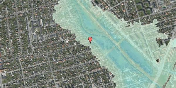 Stomflod og havvand på Bjeverskov Alle 62, 2650 Hvidovre