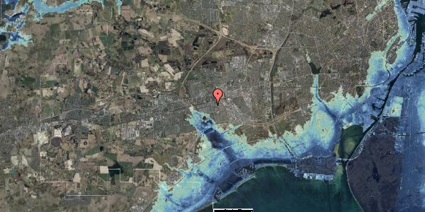 Stomflod og havvand på Albertslundvej 51, 2. tv, 2625 Vallensbæk
