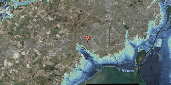 Stomflod og havvand på Albertslundvej 53, 1. tv, 2625 Vallensbæk