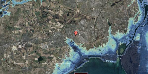 Stomflod og havvand på Albertslundvej 55, st. th, 2625 Vallensbæk