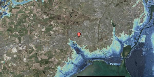 Stomflod og havvand på Albertslundvej 57, 1. tv, 2625 Vallensbæk