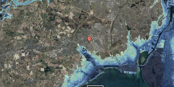 Stomflod og havvand på Albertslundvej 59, 1. mf, 2625 Vallensbæk