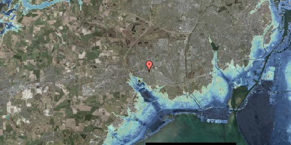 Stomflod og havvand på Albertslundvej 63, st. mf, 2625 Vallensbæk