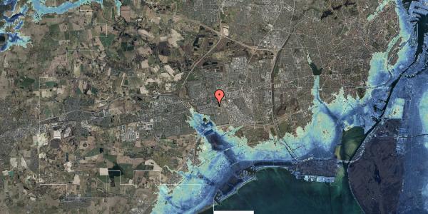 Stomflod og havvand på Albertslundvej 63, 2. tv, 2625 Vallensbæk