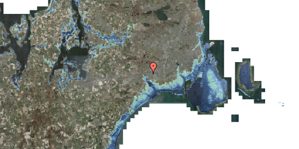 Stomflod og havvand på Albertslundvej 65, st. tv, 2625 Vallensbæk