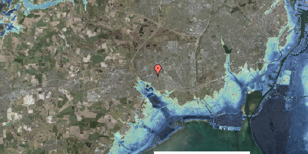 Stomflod og havvand på Albertslundvej 65, 1. th, 2625 Vallensbæk