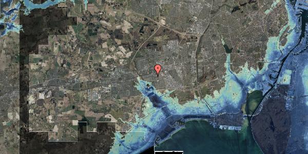 Stomflod og havvand på Albertslundvej 69, 1. tv, 2625 Vallensbæk