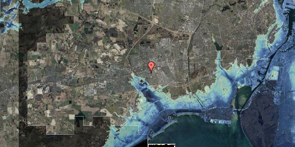 Stomflod og havvand på Albertslundvej 71, st. th, 2625 Vallensbæk