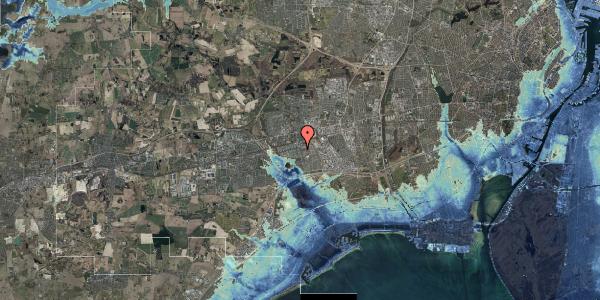 Stomflod og havvand på Albertslundvej 71, 1. tv, 2625 Vallensbæk