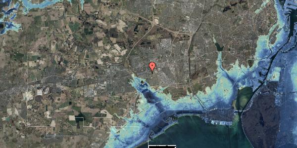 Stomflod og havvand på Albertslundvej 75, st. mf, 2625 Vallensbæk