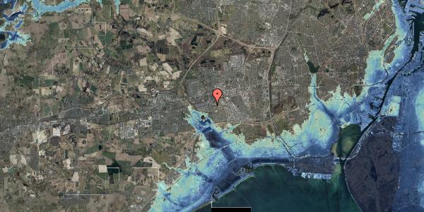 Stomflod og havvand på Albertslundvej 77, 1. tv, 2625 Vallensbæk