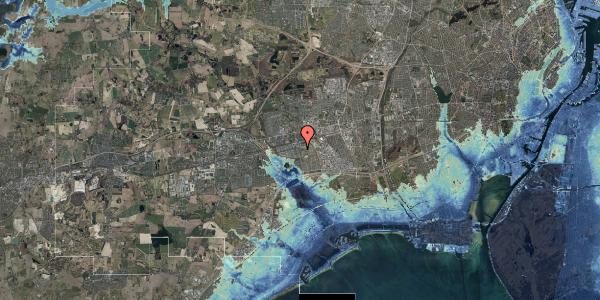 Stomflod og havvand på Albertslundvej 79, 1. mf, 2625 Vallensbæk