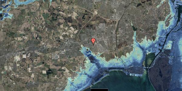 Stomflod og havvand på Albertslundvej 83, 1. mf, 2625 Vallensbæk