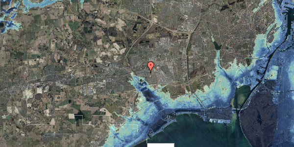 Stomflod og havvand på Albertslundvej 85, st. th, 2625 Vallensbæk