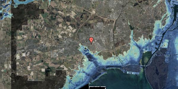 Stomflod og havvand på Albertslundvej 93, st. th, 2625 Vallensbæk