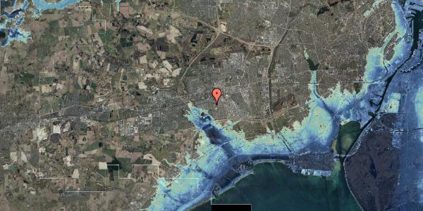 Stomflod og havvand på Albertslundvej 95, 1. tv, 2625 Vallensbæk