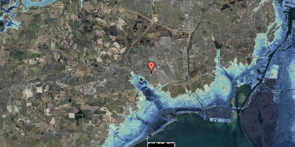 Stomflod og havvand på Albertslundvej 97, 2. th, 2625 Vallensbæk