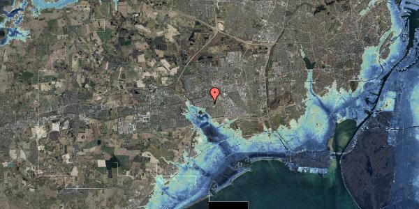 Stomflod og havvand på Albertslundvej 107, st. mf, 2625 Vallensbæk