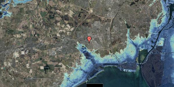 Stomflod og havvand på Albertslundvej 121, st. th, 2625 Vallensbæk